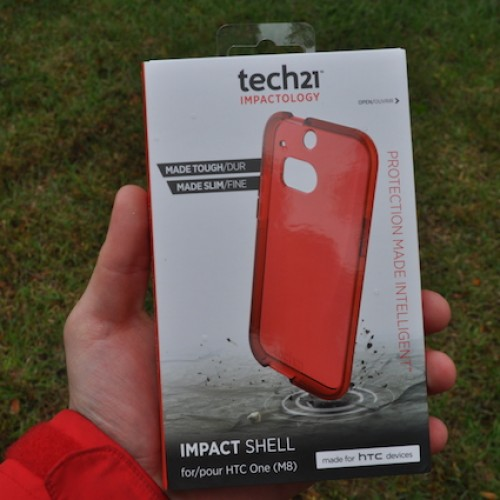 Tech21 Impact Shell: HTC One (M8) Review