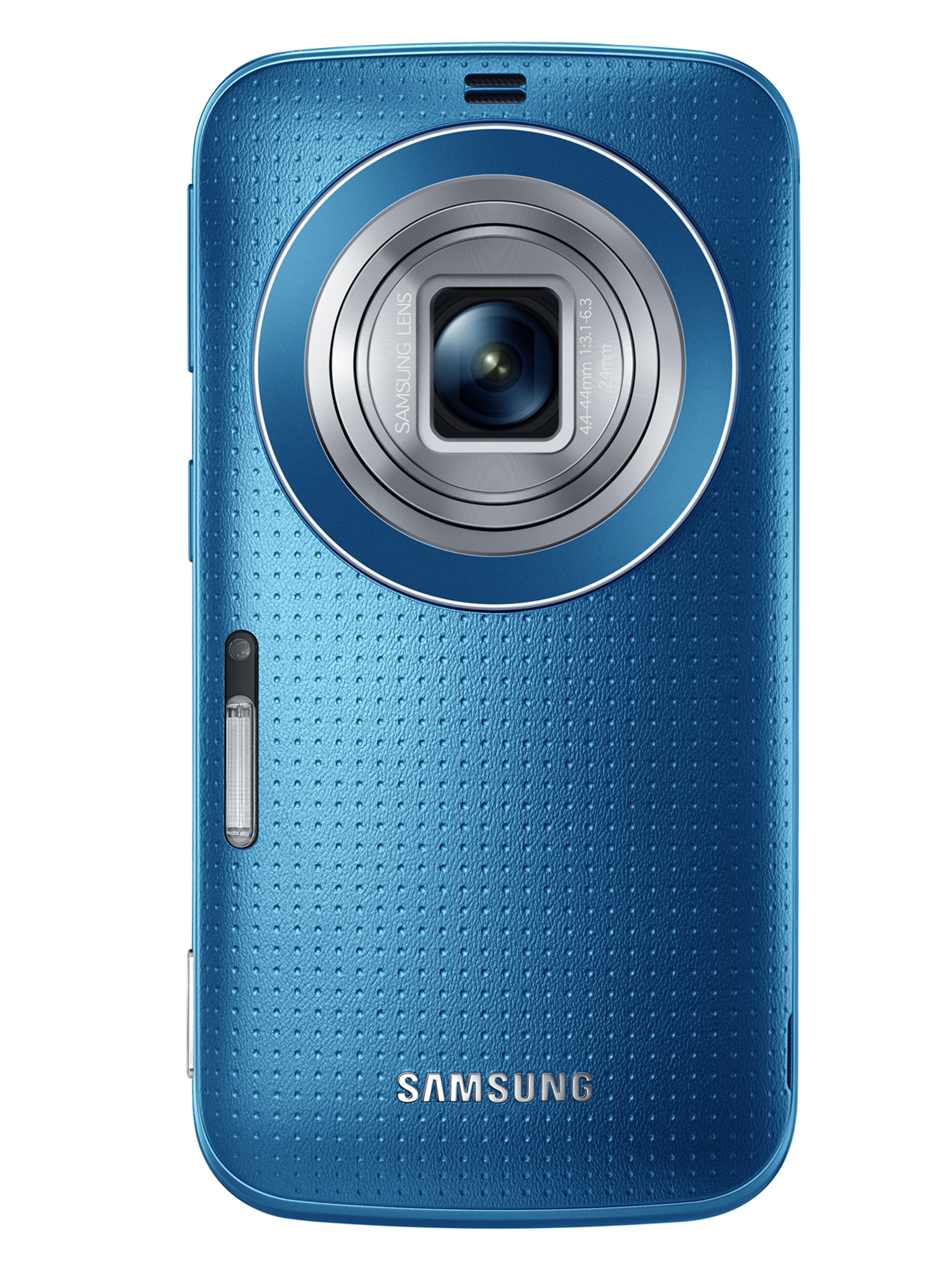 Galaxy K zoom_Electric Blue_02_Lens open