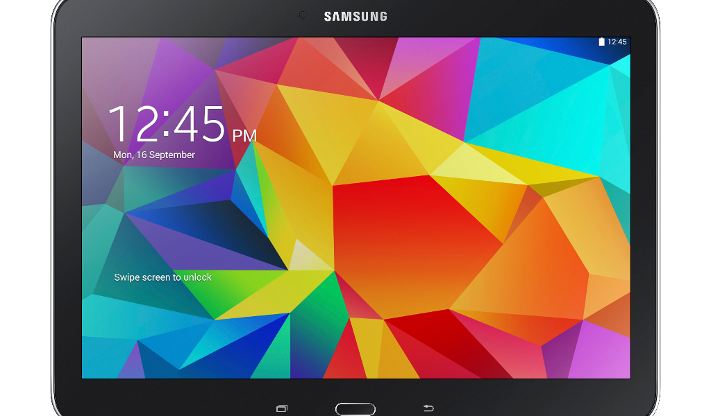 Galaxy Tab4 10.1 (SM-T530) Black_1