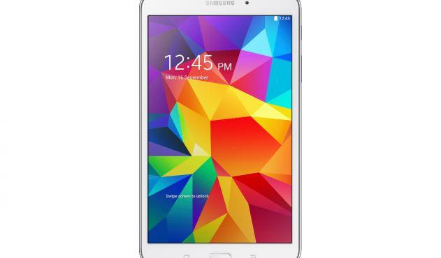 Galaxy Tab4 8.0 (SM-T330) White_1