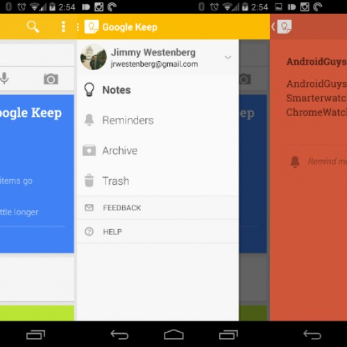 Google Keep receiving major update today