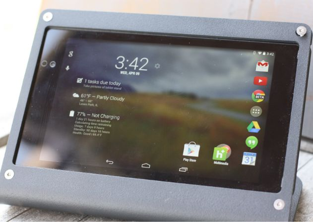 Heckler Nexus 7 1