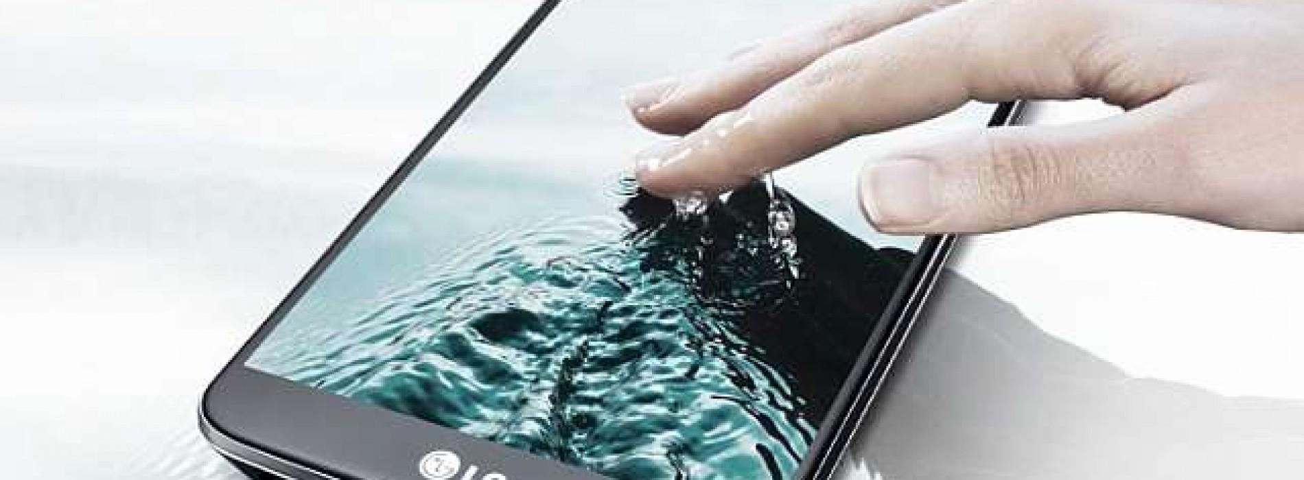 LG G3 specs revealed in leak on Sprints website