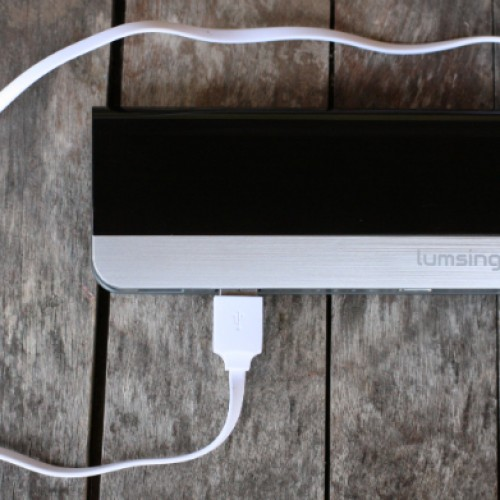 "Win a free Lumsing 10,400mAh ""Harmonica Style"" Power Bank!"