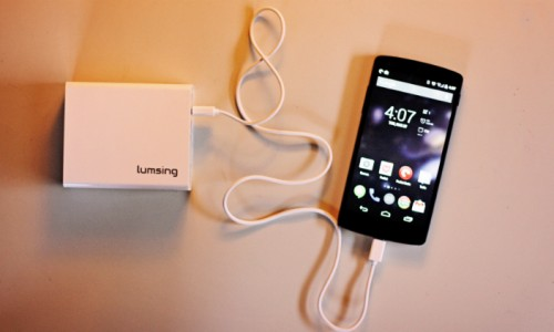 Lumsing 11,000mAh 5-port External Battery Pack review