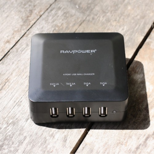 RAVPower BOLT 4-Port USB Charging Station review