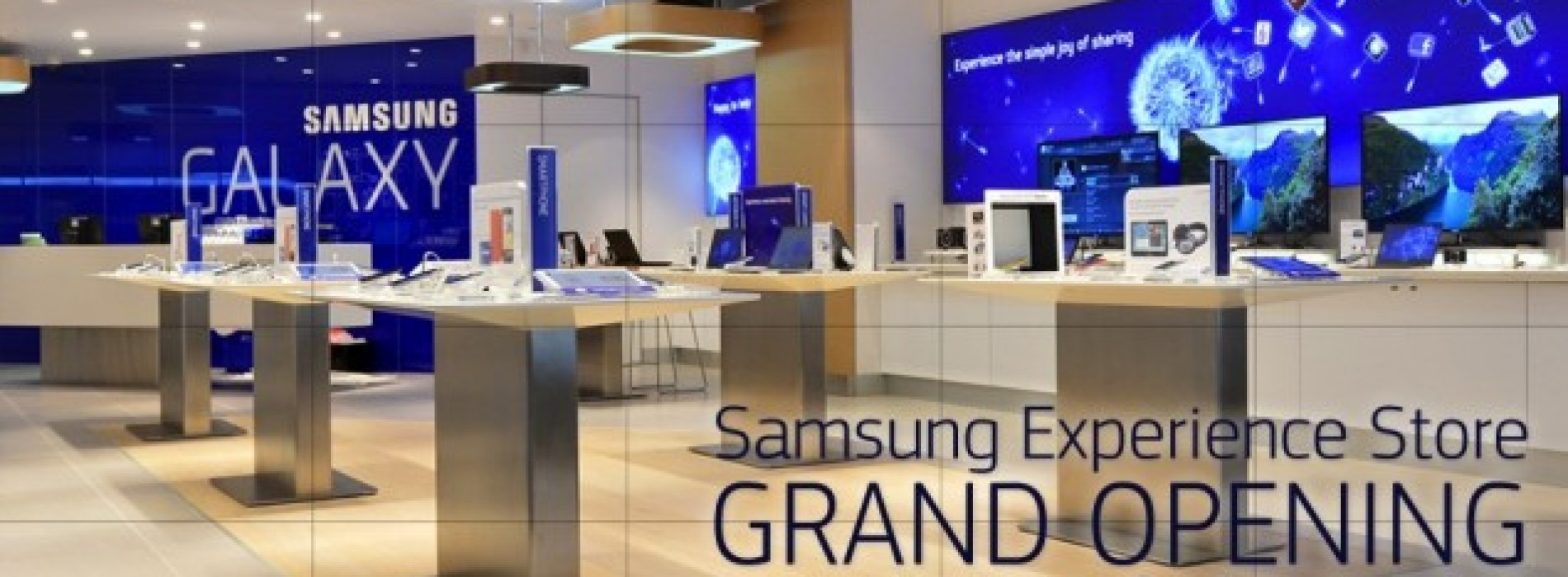"Samsung ""Experience"" stores coming to the UK"
