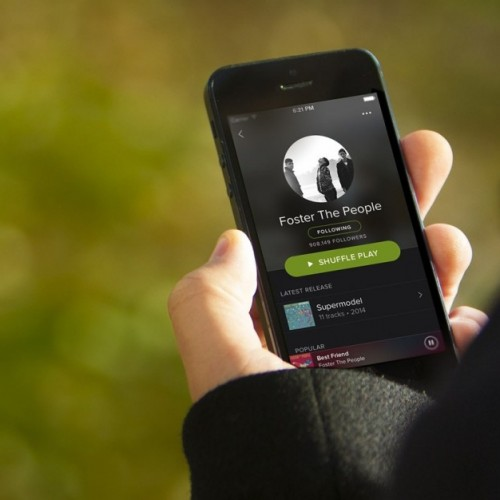 Spotify releases an all new design across its apps