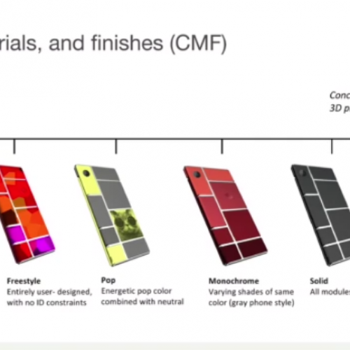 Google expecting $50 Project Ara phones for January 2015