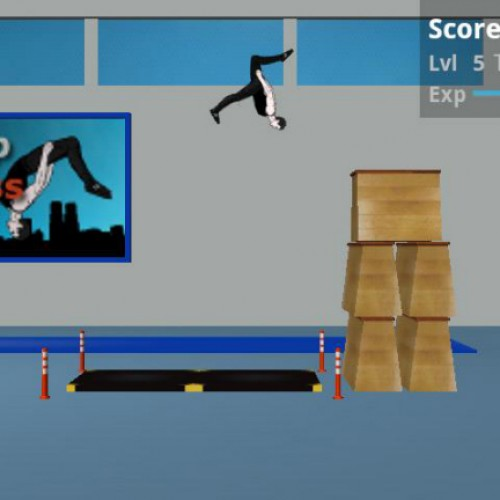 Backflip Madness is flippin' awesome [App of the Day]
