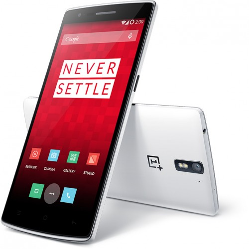 "OnePlus One officially unveiled as ""2014 Flagship Killer"""