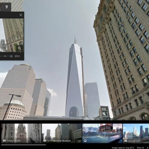 Google Maps gets time machine-like feature