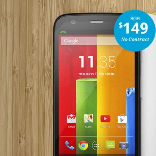Republic Wireless calls on $149 Moto G