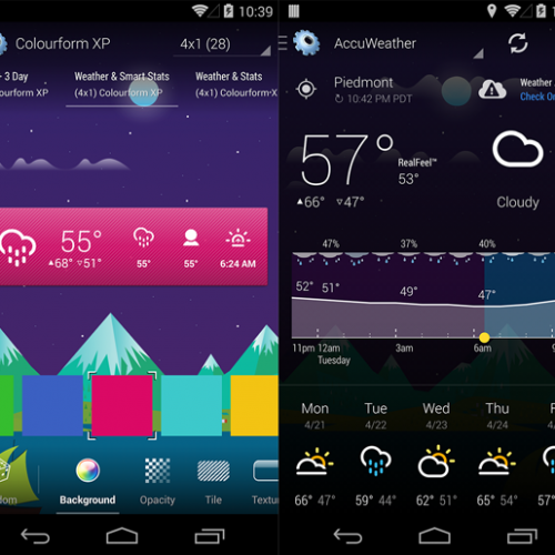 HD Widgets 4 enters beta; full release expected in May