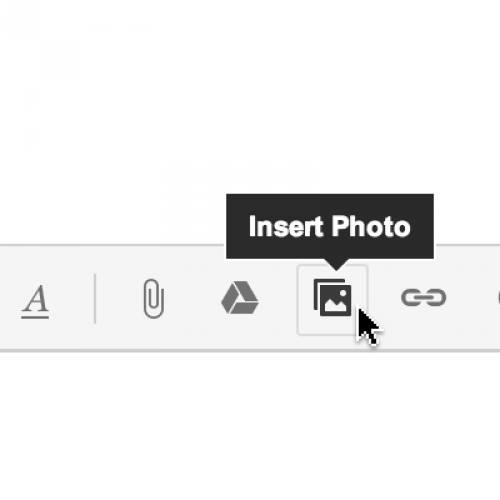 Google lets users send backed up photos via web-based Gmail client