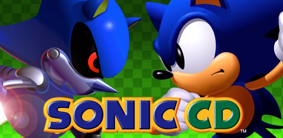 Amazon feature Sonic CD as Free App of the Day