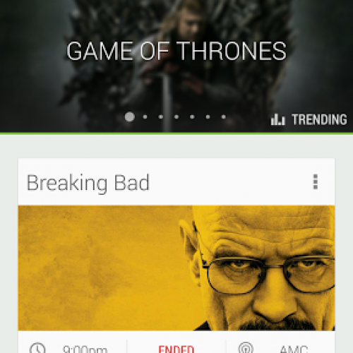 CLIFFHANGER keeps you up to date with your favorite TV shows [App of the Day]
