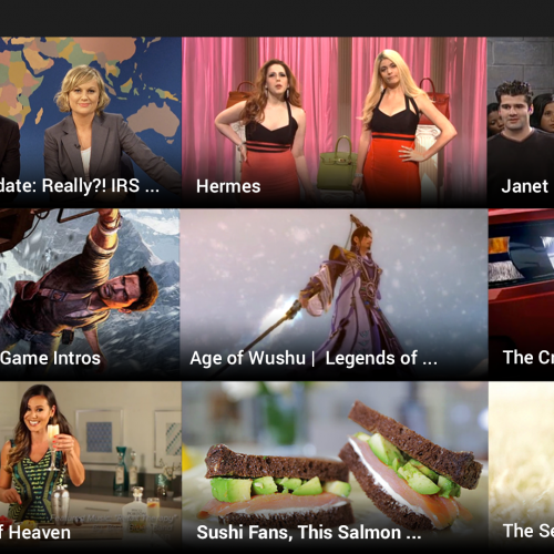 Yahoo Screen now playing MLB, SNL, Buzzfeed, and more on Android