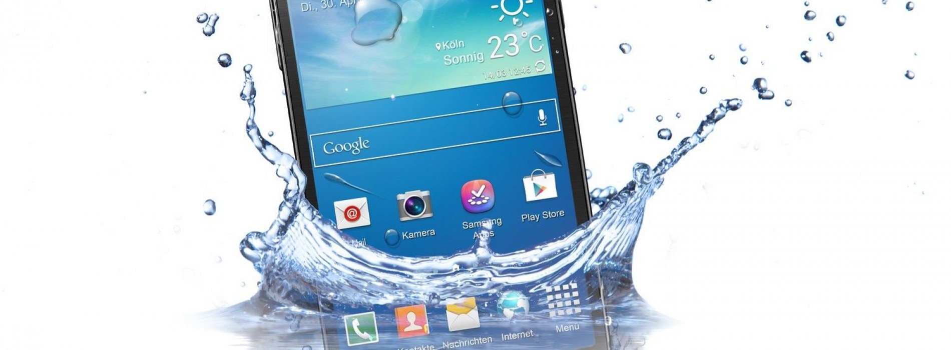 KitKat rolling out for international Galaxy S4 Active