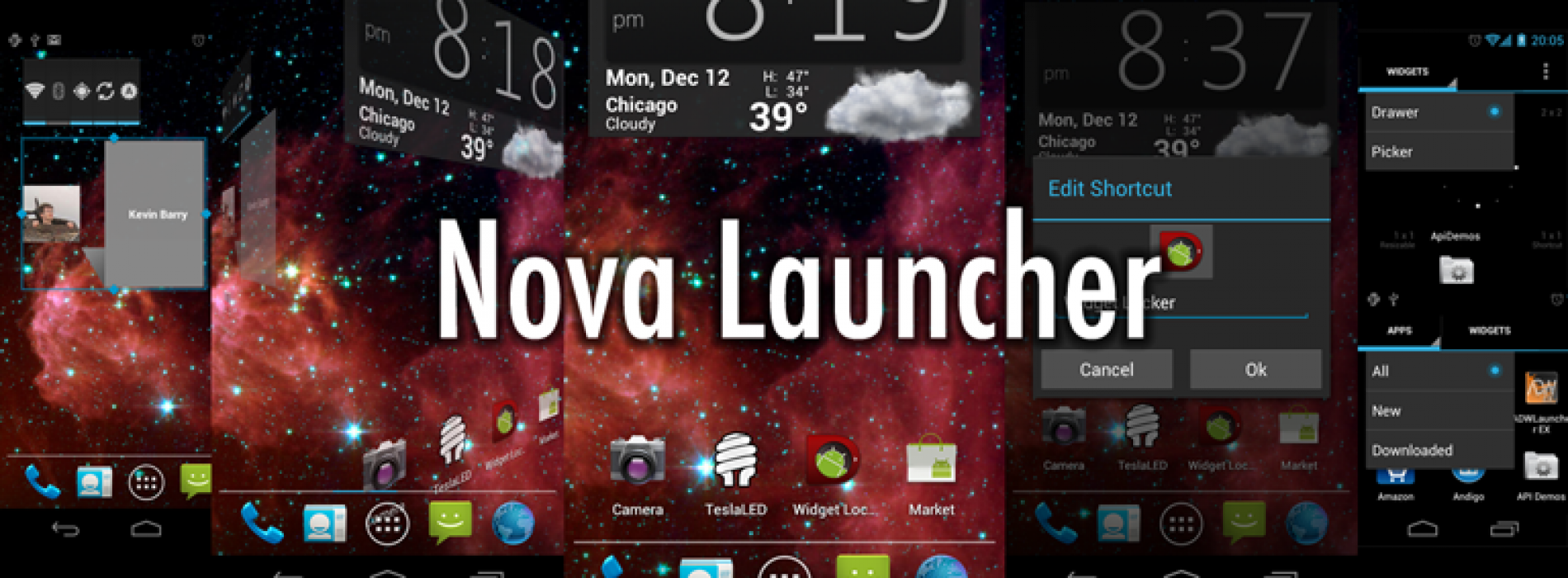 Nova Launcher gets updated with new drawer animations in version 3.1 (out of beta)
