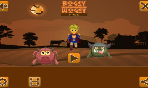 Conquer the forces of evil: BogeyWogey Ghostbusters 3D [App of the Day]
