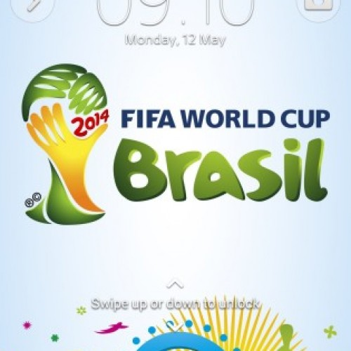 Official FIFA World Cup theme for Xperia phones gets leaked