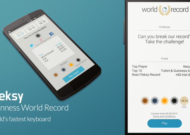 Fleksy-World-Record