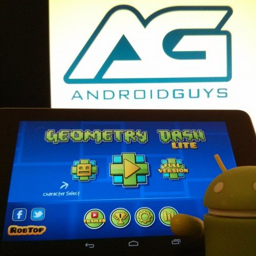 Feel Flappy Bird-like frustration in Geometry Dash [App of the Day]