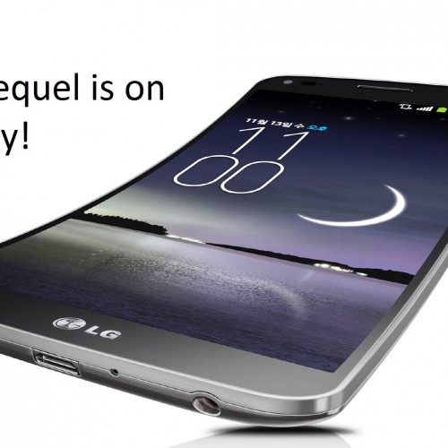 LG G Flex 2 on its way and it has an ace up its sleeve