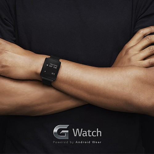 LG gearing up for G Watch launch
