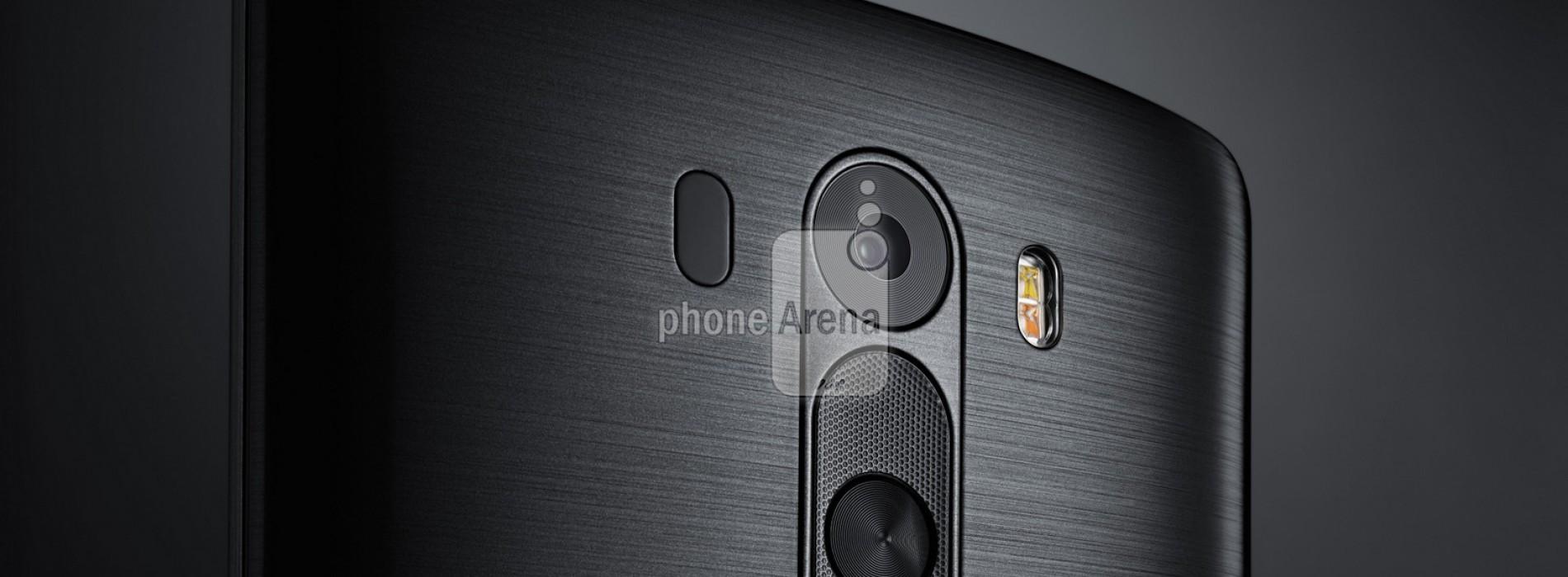 LG G3 renders leaked ahead of formal debut