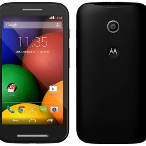 Motorola E specs and photos leak ahead of next week's announcement