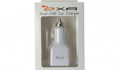 [REVIEW] King of car chargers, the OXA Dual Car Charger