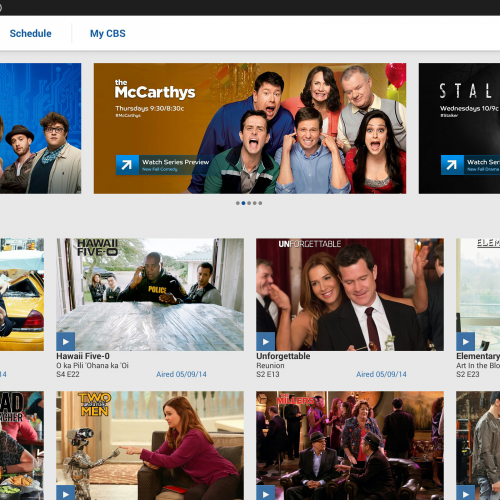 Catch new shows and catch up on others with the CBS app [App of the Day]