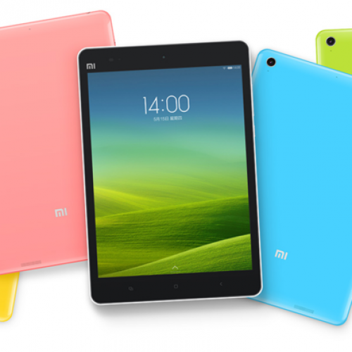 Xiaomi debuts Tegra K1-powered tablet, MiPad