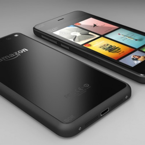 Amazon's smartphone finally revealed in leaked render
