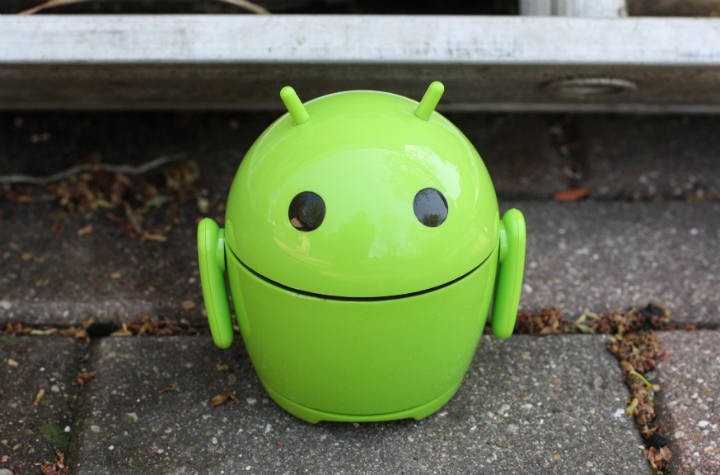 android speaker 2
