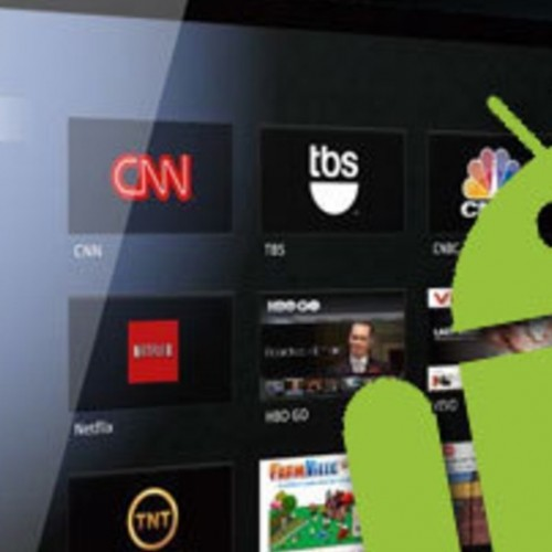 Android TV to debut at Google IO – report says