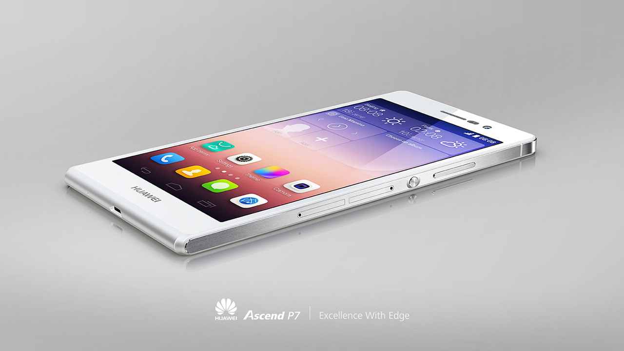Huawei Acend P7 gallery