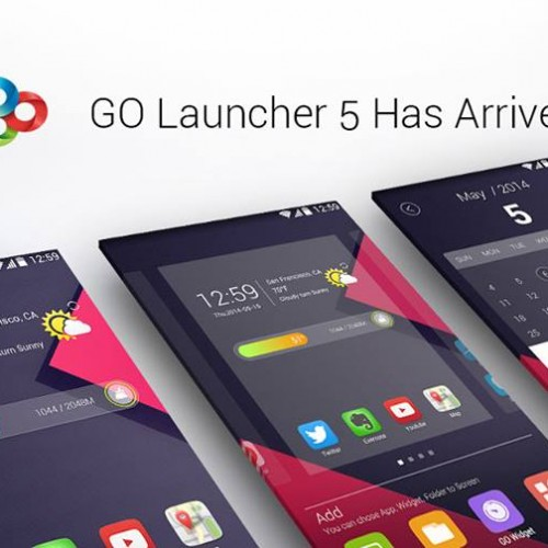 GO Launcher 5 PRIME free for limited time