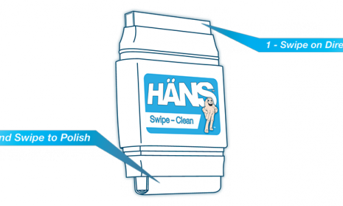 Review: Häns Swipe-Clean screen cleaner