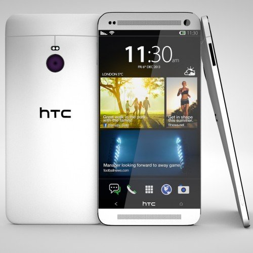 "HTC M8 ""Prime"" rumored for exotic aluminum-silicon body and more"