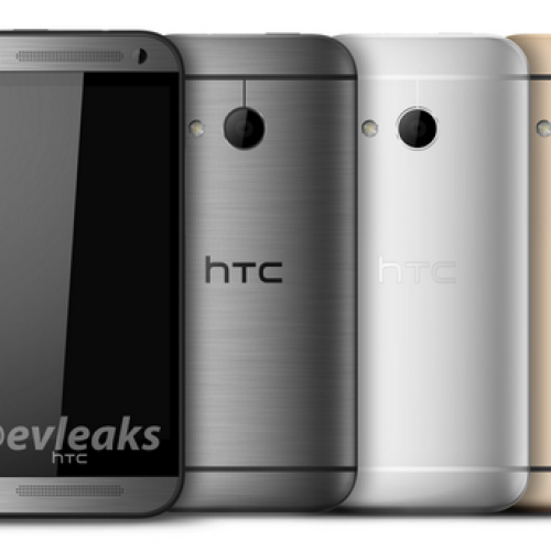 HTC One (M8) Mini 2 leak reveals a single rear camera