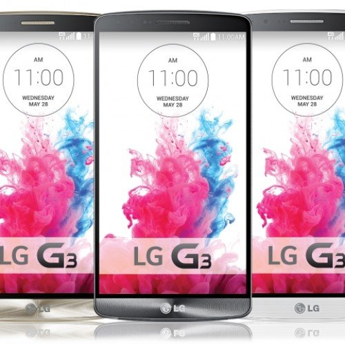 LG G3 specs revealed by official LG site ahead of launch