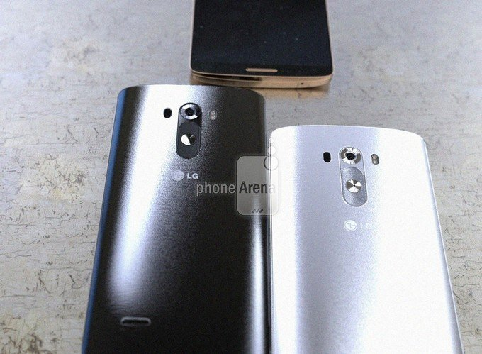 LG G3 brushed back plates (rumor)