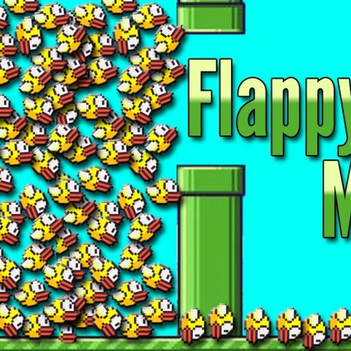 Flappy Bird multiplayer? Oh God