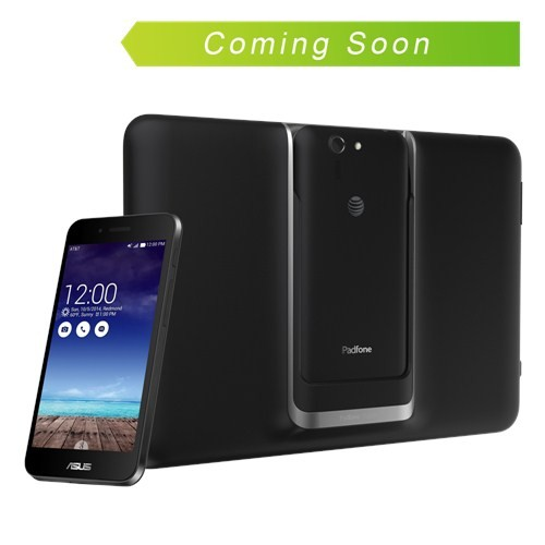 AT&T to sell $200 Asus PadFone X on June 6