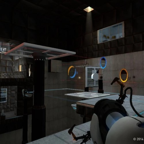 Valve classics Portal and Half-Life 2 now available for NVIDIA Shield