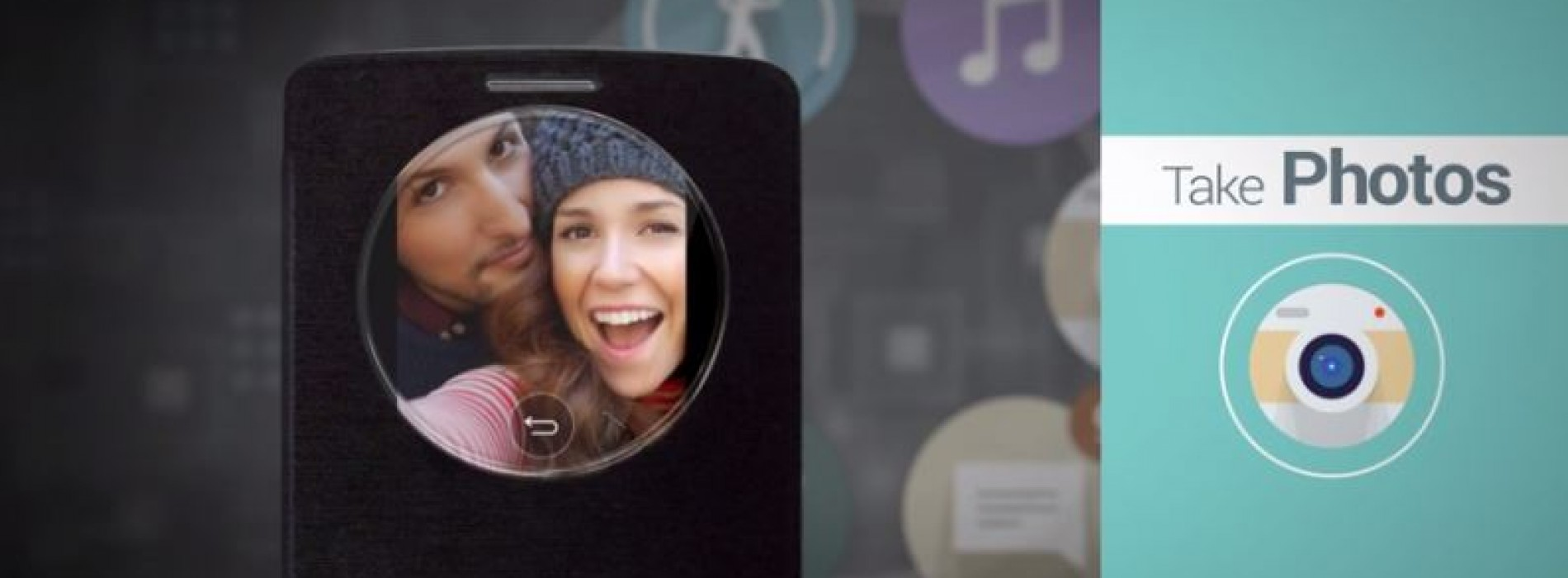 LG G3 Quick Circle Case video introduced ahead of launch