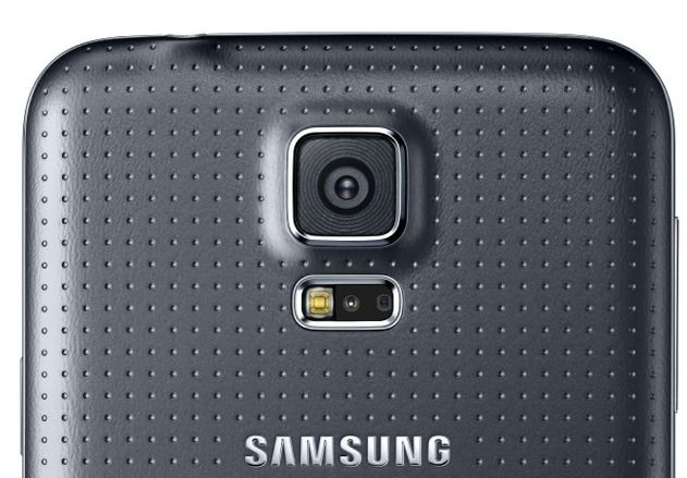 samsung galaxy s5 camera